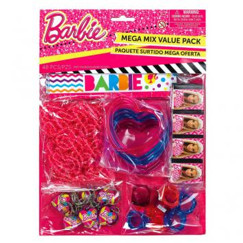 Barbie Sparkle Mega Mix Value Pack Favors (48 in a package)