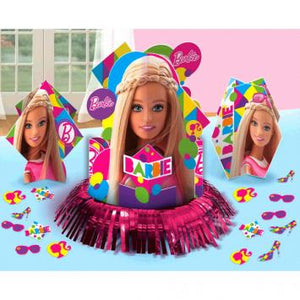 Barbie Sparkle Table Decorating Kit