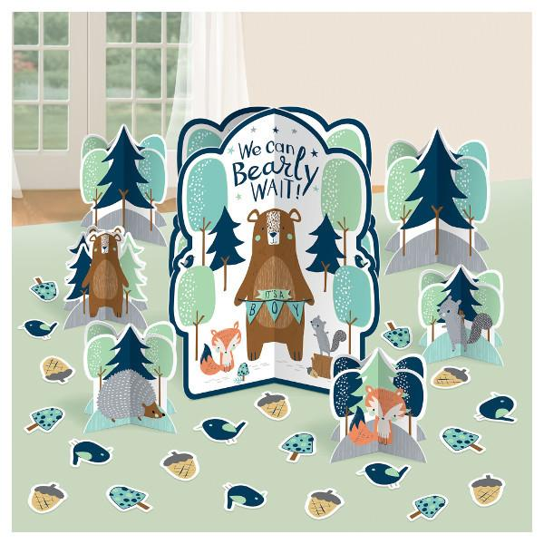 Bear-Ly Wait Table Centerpiece Decorating Kit