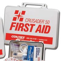 Conney Crusader 50 Person First Aid Kit Conney Safety Products Model: 36524