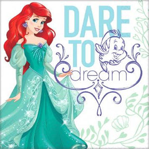 Disney Ariel Dream Big Luncheon Napkins (32 in a package)