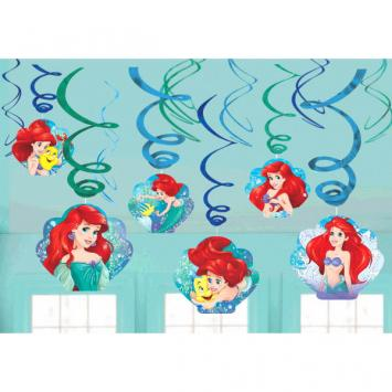 Disney Ariel Dream Big Swirl Value Pack (24 in a package)