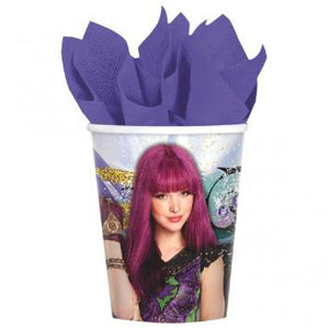 Disney Descendants 2 Cups, 9 oz (16 in a package)