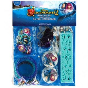 Disney Descendants 2 Mega Mix Value Pack Favors (48 in a package)