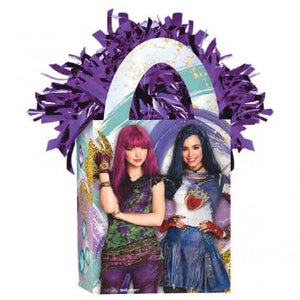 Disney Descendants 2 Mini Tote Balloon Weight
