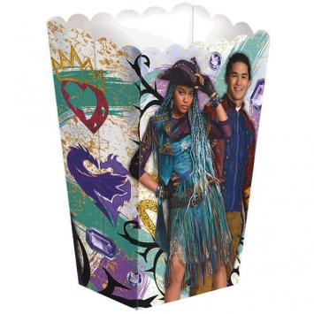 Disney Descendants 2 Paper Favor Container