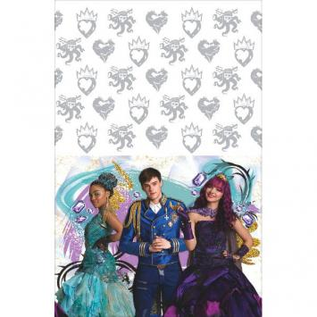 Disney Descendants 2 Plastic Table Cover