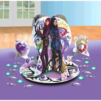 Disney Descendants 2 Table Decorating Kit