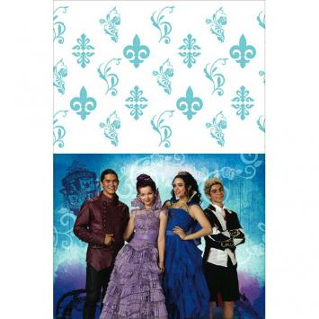 Disney Descendants Plastic Table Cover