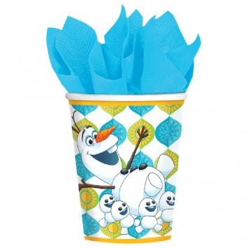 Disney Frozen Fever Cups, 9 oz (16 in a package)