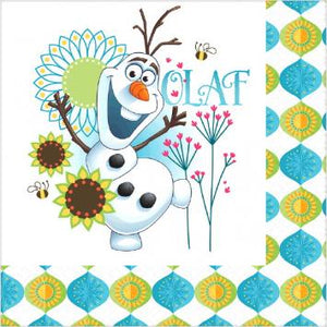 Disney Frozen Fever Luncheon Napkins (32 in a package)