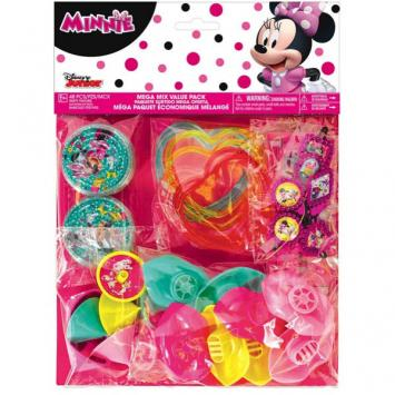 Disney Minnie Mouse Happy Helpers Favor Pack (48 in a package)