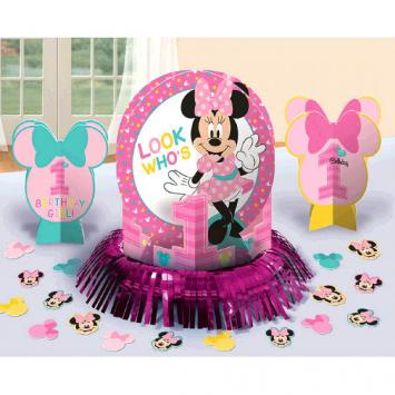Disney Minnie's Fun To Be One Table Decorating Kit