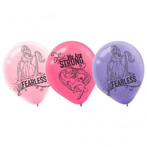 Disney Rapunzel Dream Big Latex Balloons (12 in a package)