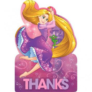Disney Rapunzel Dream Big Postcard Thank You Cards (16 in a package)