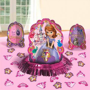 Disney Sofia The First Table Decorating Kit