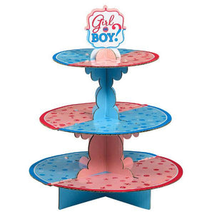 Girl or Boy? Treat Stand
