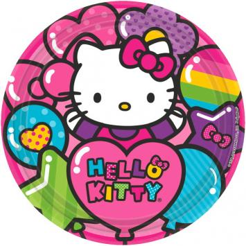 Hello Kitty Rainbow 9