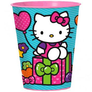 Hello Kitty Rainbow Favor Cup (8 in a package)