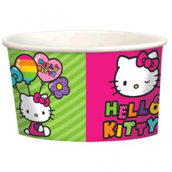 Hello Kitty Rainbow Treat Cups (16 in a package)
