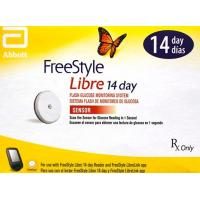 Sensor Kit, Glucose Flash Freestyle Libre 14 Day