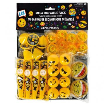 LOL Mega Mix Value Pack Favors (48 in a package)