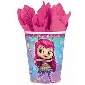 Little Charmers Cups, 9 oz (16 in a package)