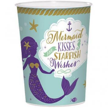 Mermaid Wishes Favor Cup (8 in a package)