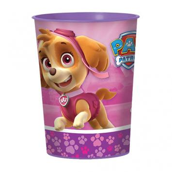 Paw Patrol Girl Favor Cup (8 in a package)