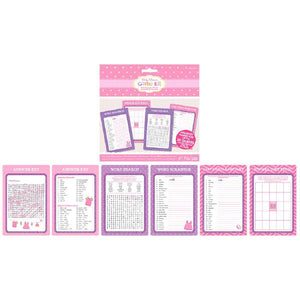 Shower with Love Girl Game Kit