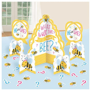 What Will It Bee? Table Centerpiece Decorating Kit