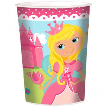 Woodland Princess Favor Cup (8 in a package)