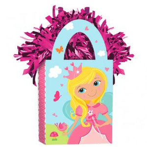 Woodland Princess Mini Tote Balloon Weight