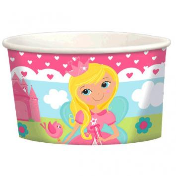 Woodland Princess Paper Treat Cups (16 in a package)