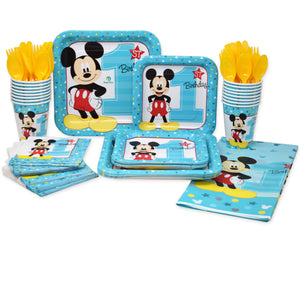 Mickey Mouse 1st Birthday Set
