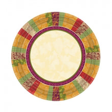"7"" Fall Expressions Paper Plate 36 Count (Case Qty: 1296)"