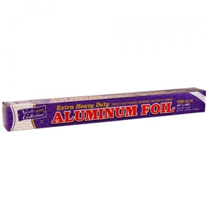 "Aluminum Foil 18"" x 100' Roll (Case Qty: 24)"
