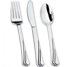 Polished Silver Cutlery Combo 36 Count (Case Qty: 864)