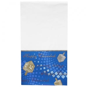 Chanukah Square Bistro Napkin 14 Count (Case Qty: 504)