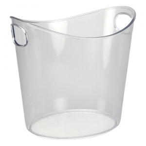 Ice Bucket - 5.25 Quart Oval (Case Qty: 6)