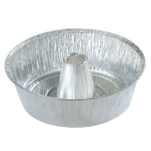 "Aluminum 10"" Angel Tube Pan (Case Qty: 100)"
