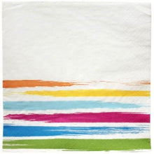 Brushstrokes Everyday Luncheon Napkin 40 Count (Case Qty: 1440)
