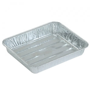 Aluminum Small Broiler Pan (Case Qty: 200)