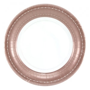 "Beaded - Rose Gold - 10"" Plate (Case Qty: 648)"