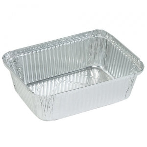 Aluminum 5 LB Oblong Pan (Case Qty: 250)