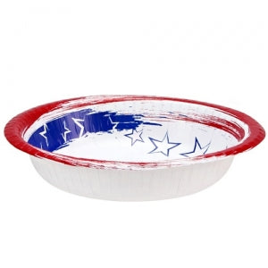 Stars 'N Stripes 20 oz. Paper Bowl 24 Count (Case Qty: 288)
