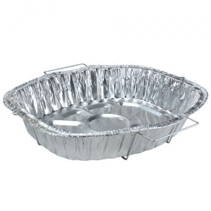 Aluminum Oval Handle Rack Roaster (Case Qty: 50)