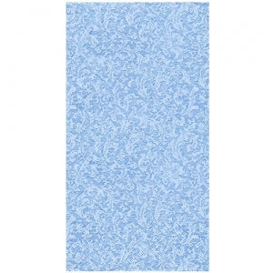 Blue Texture Bistro Napkin 15 Ct (Case Qty: 360)