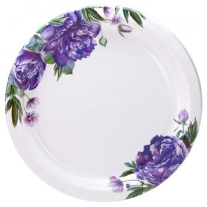 "Peony - 10"" Plates - 24 Count (Case Qty: 288)"