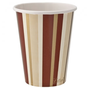 Gold Stripe 9oz Hot/Cold Cup 24 Ct. (Case Qty: 576)